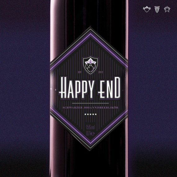 Happy End   Etikett