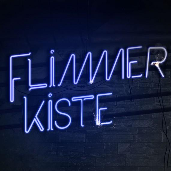 Sinnestäuschung / Flimmerkiste / Logo