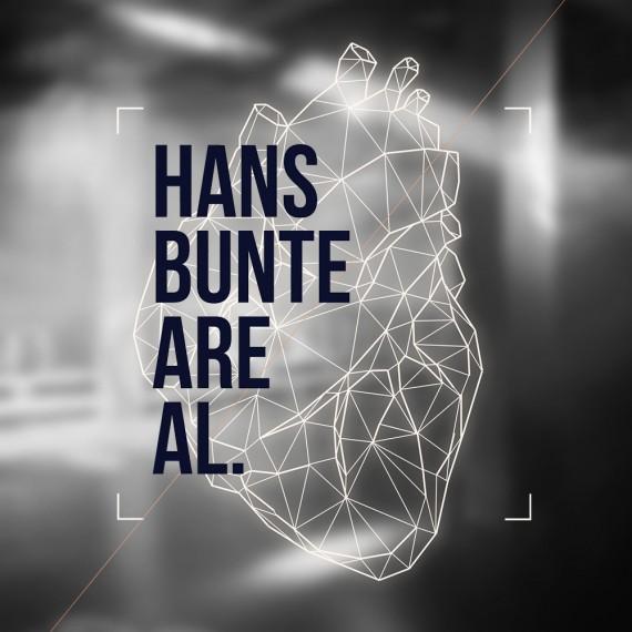 Hans-Bunte-Areal / Logo