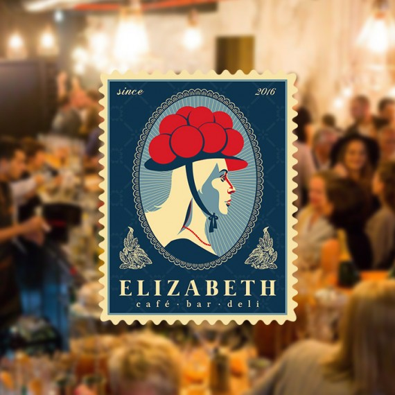 Elizabeth Café - Bar - Deli / Logo